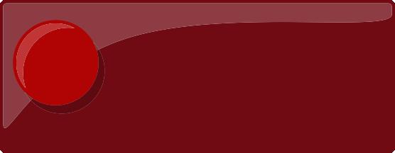 Färgprov på emaljfärgen bordeauxröd