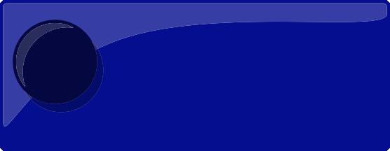 Färgprov ultramarinblå på emalj
